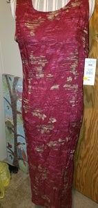 Maxi dress by Norton McNaughton